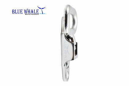 Heavy Duty 316 S.S. Folding Step(S) USA BL32550937 - Blue Whale Marine Hardware