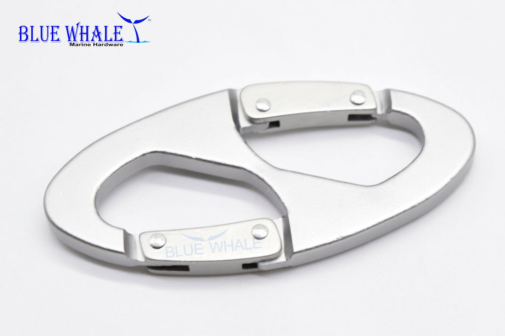 Al. Alloy 8-Shape Carabiner/ Buckle Snap Clip Hook for Outdoor BL32110279