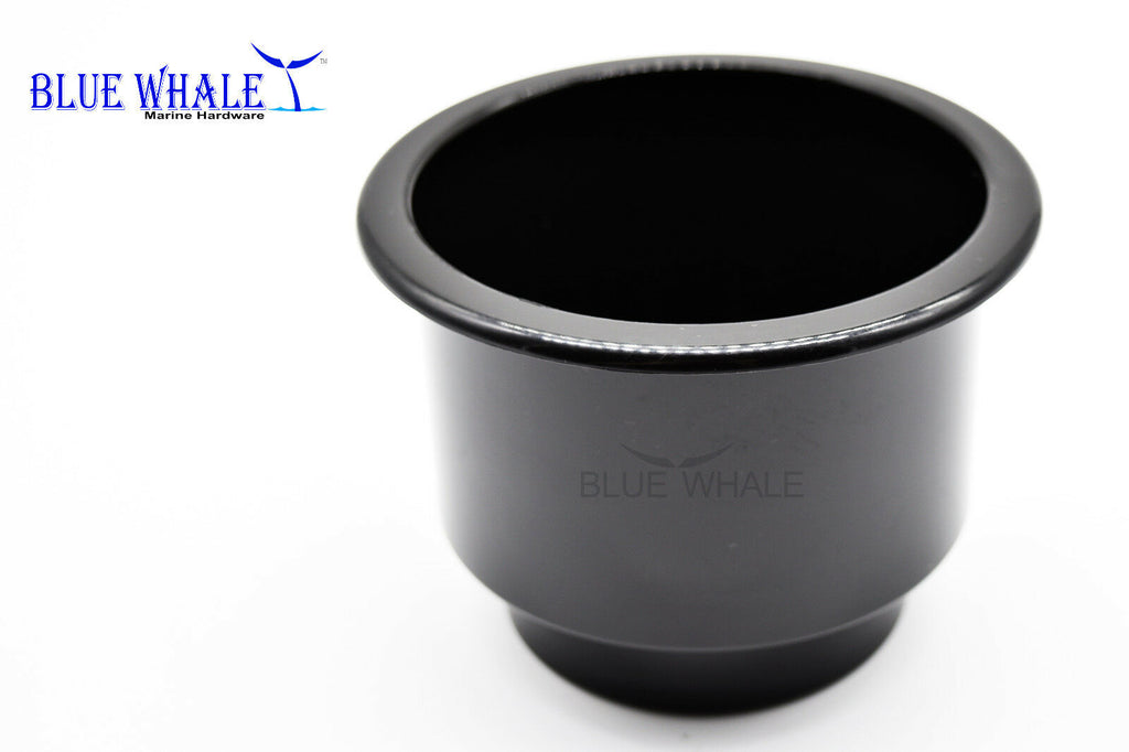 8PCS Durable Black Plastic Cup Drink Holder without Drain Hole BL31615573