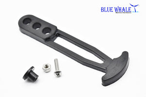 Pontoon ladder strap Jet Boarding Ladder Latch Band With 3 holes Marine Ladder Rubber Strap - Blue Whale Marine Hardware