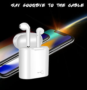 Bluetooth AirPods - for Any Phone