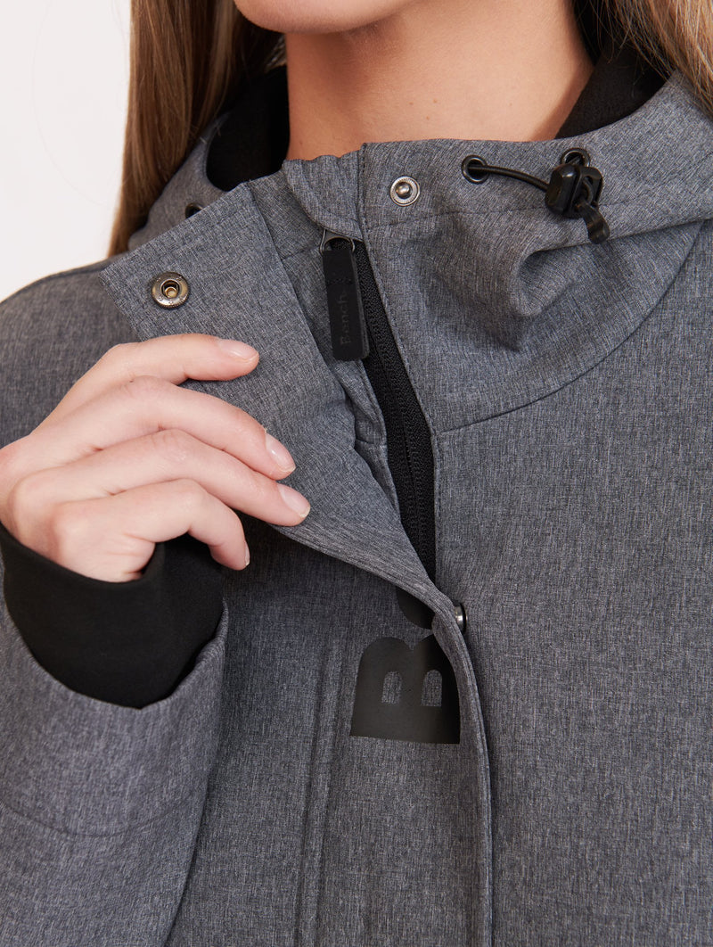 The Tech-Fleece Parka