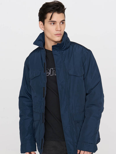 Short Parka Jacket