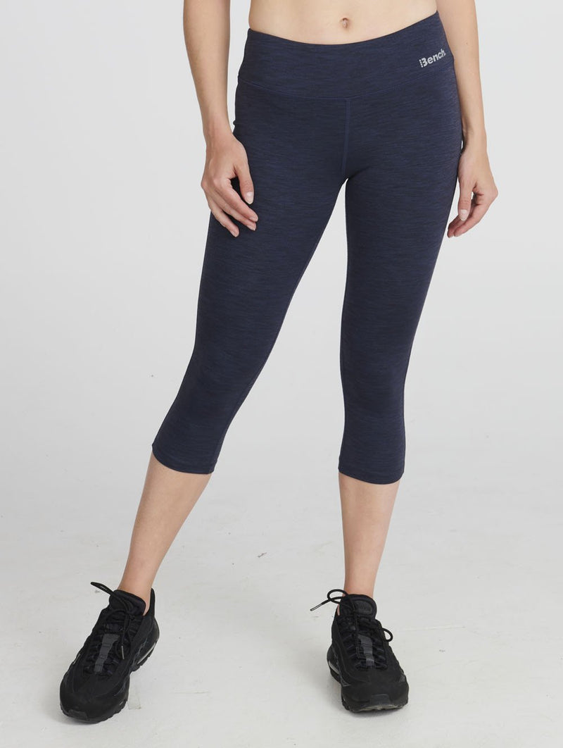 ON THE GO CROPPED LEGGING