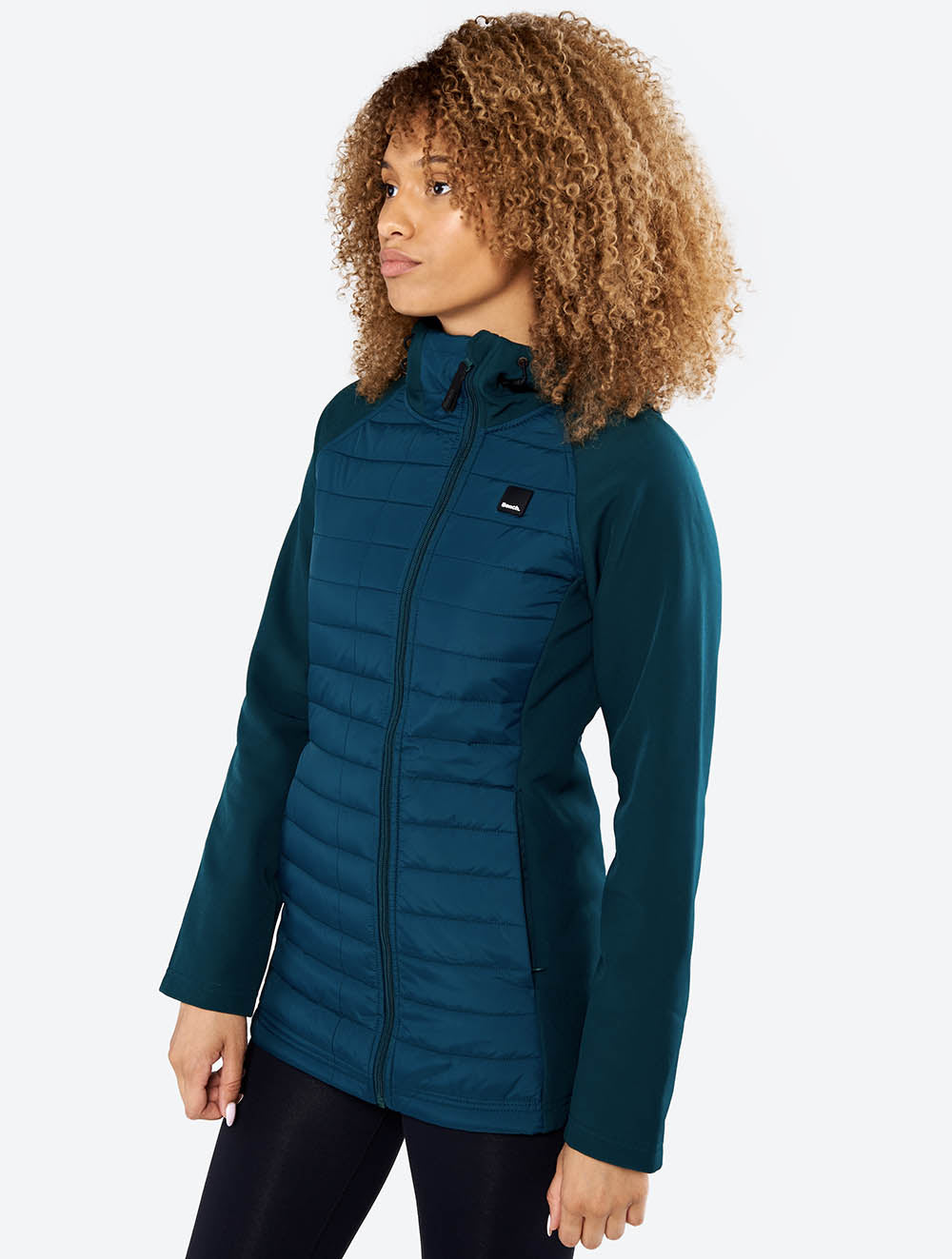 Wadded Softshell Jacket