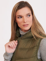 The Stream Line Puffer Vest