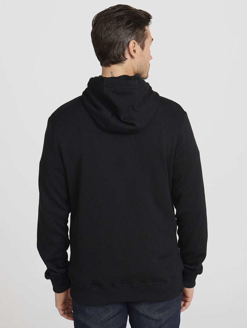 Men's MANUEL SHORT HOODIE BONDED KNIT - Bench