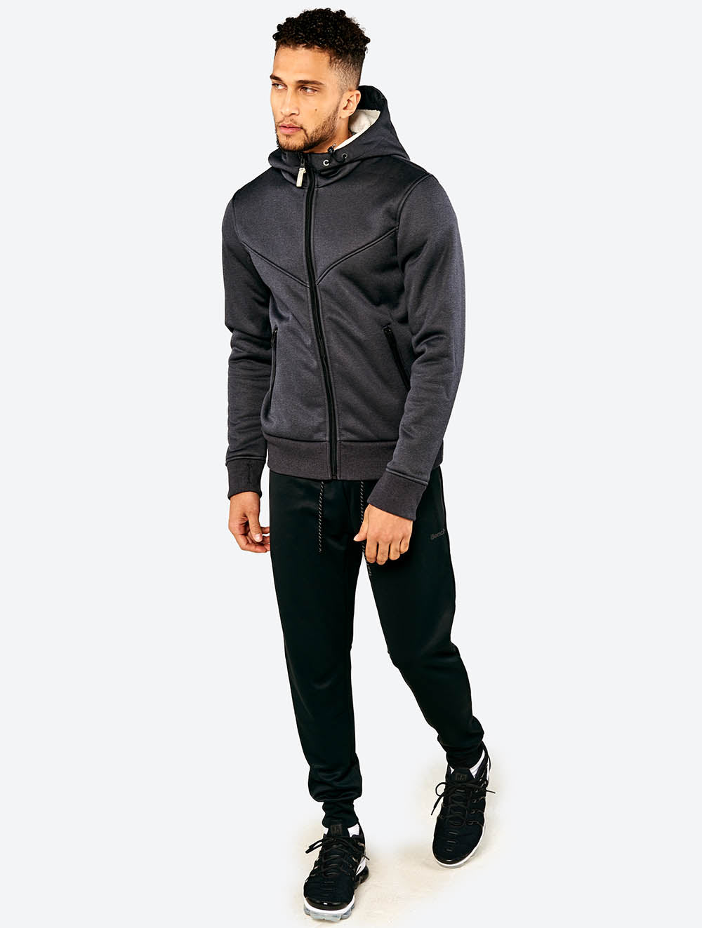 Cherps Hooded Zip-thru