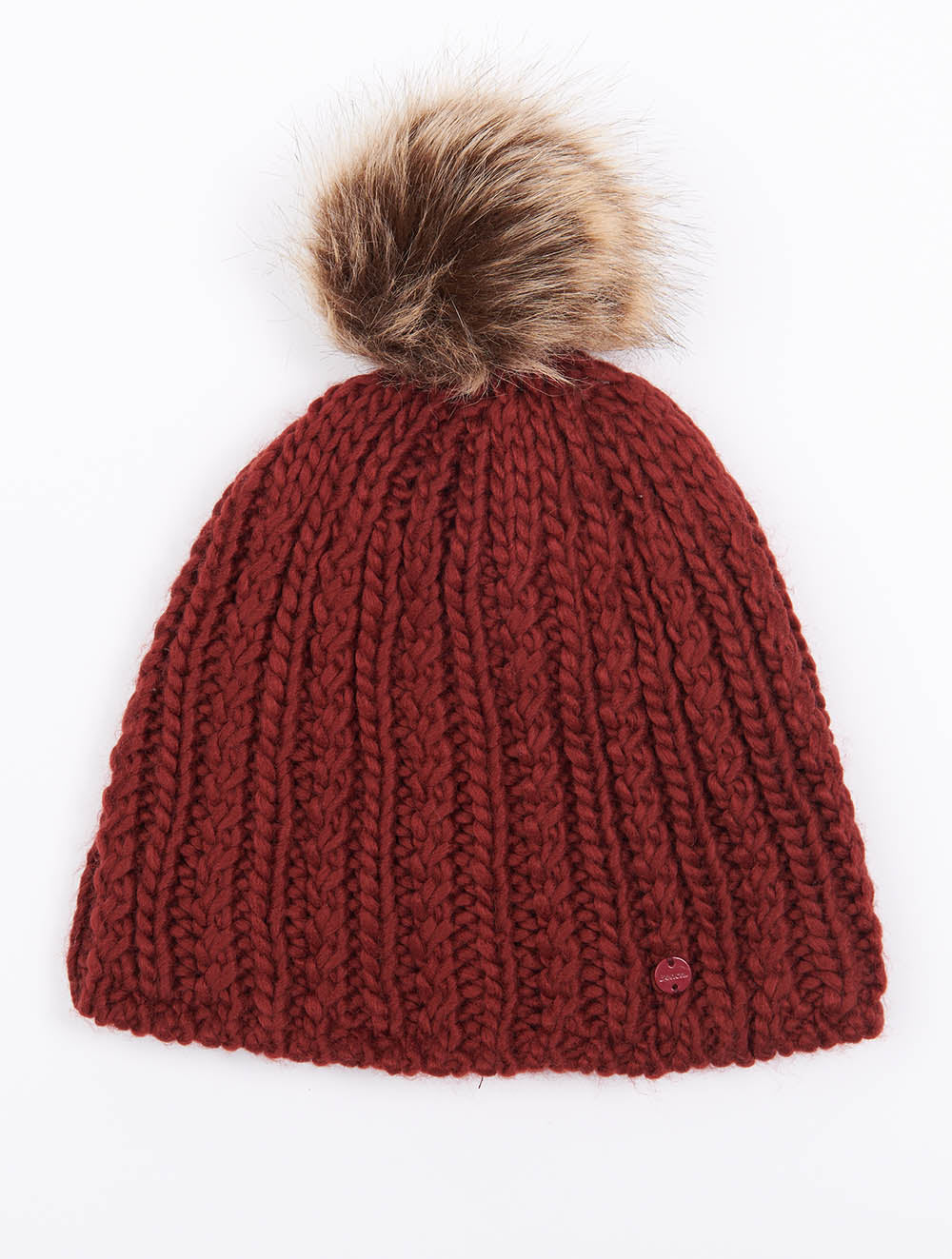 Interest Pompom Tuque