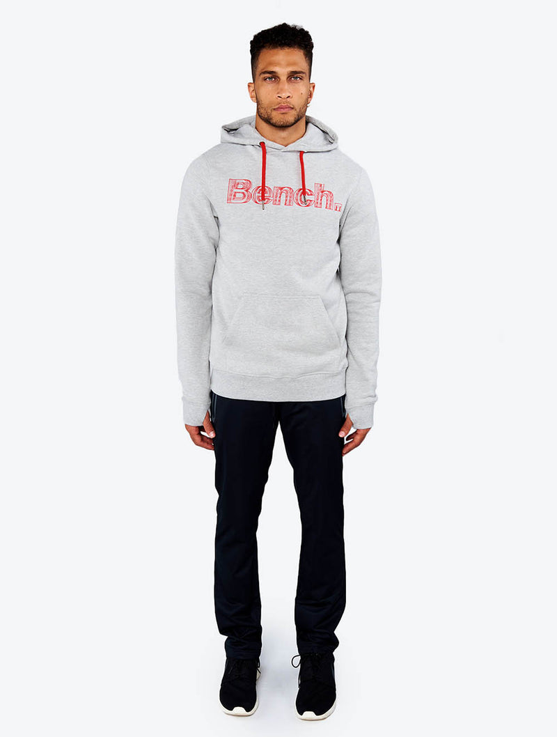 Hooded Bench Logo Sweatshirt