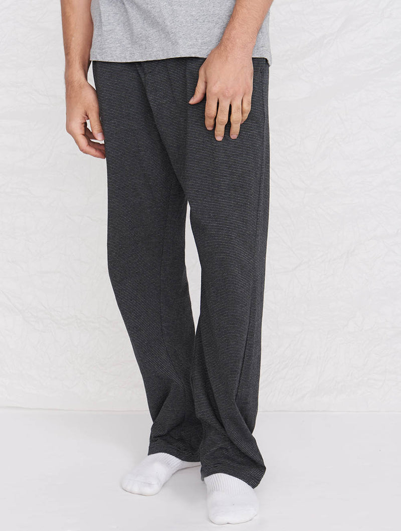 Loungewear Pant With Wide Leg