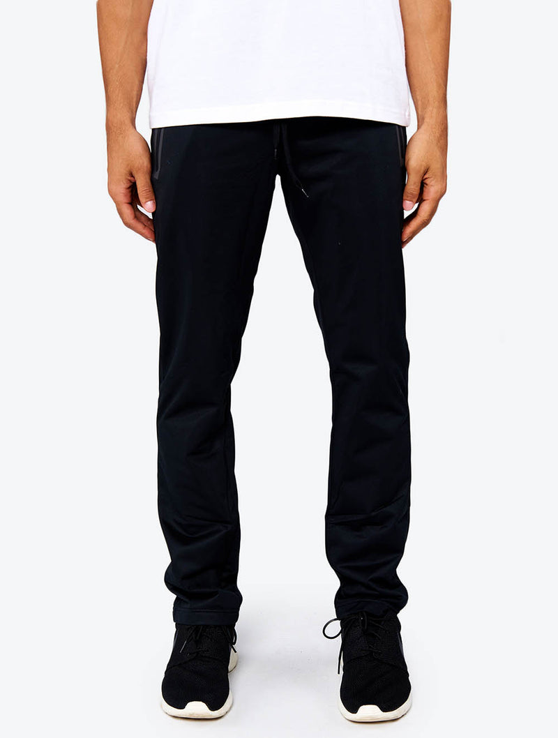 Track Pants With Zippered Pockets