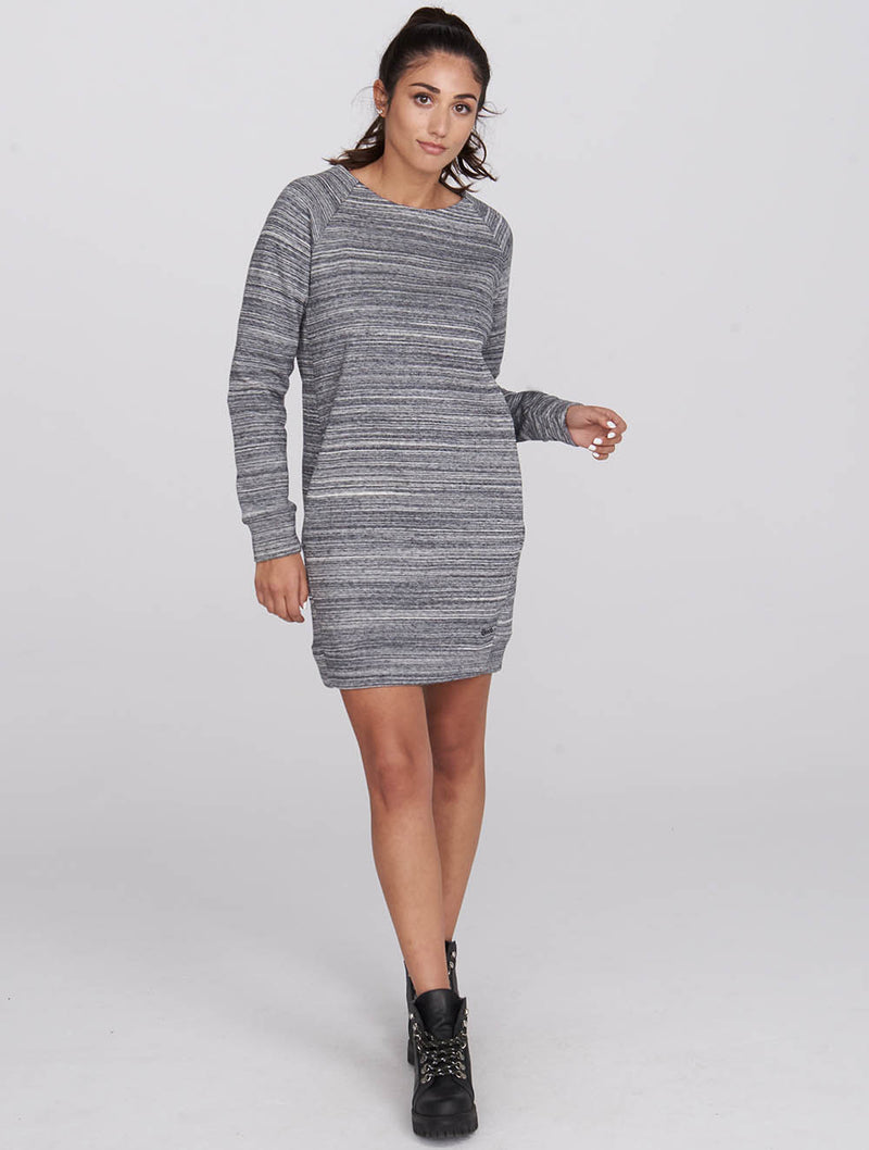 Marl Sweat Dress