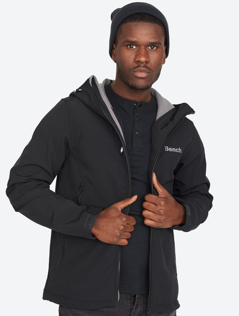 Path Water Repellent Softshell Jacket