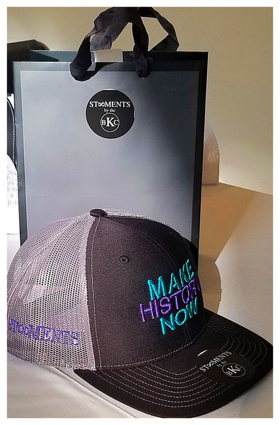 MHN - Black, Grey, Teal, & Purple