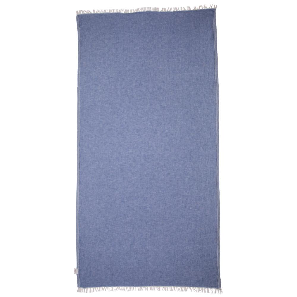 NOOSA PLAIN TOWEL - DENIM