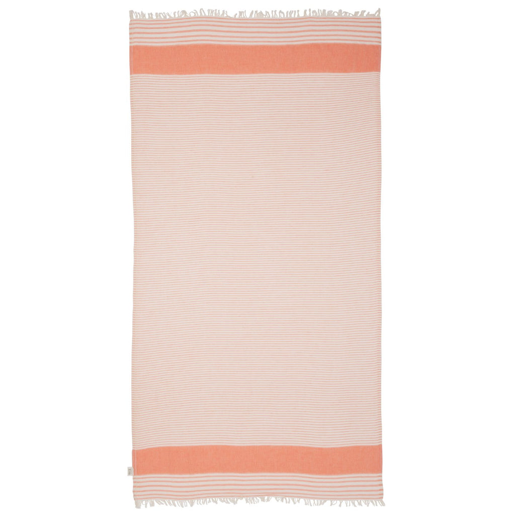 NEW FARM TOWEL - PEACH