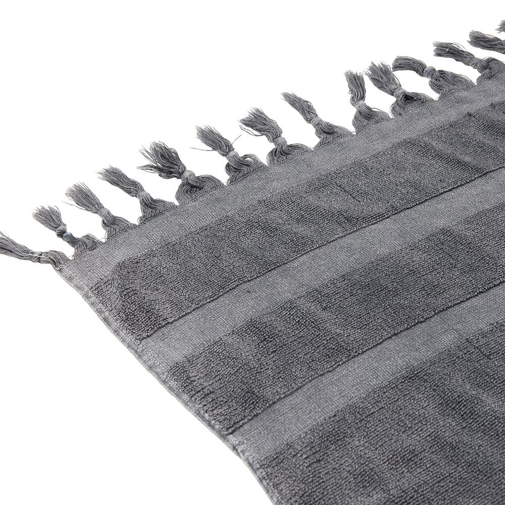 ANGOURIE TOWEL - SMOKE