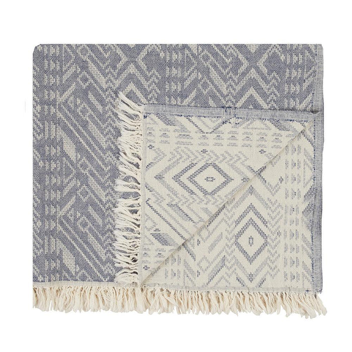 PORTSEA TOWEL - DENIM