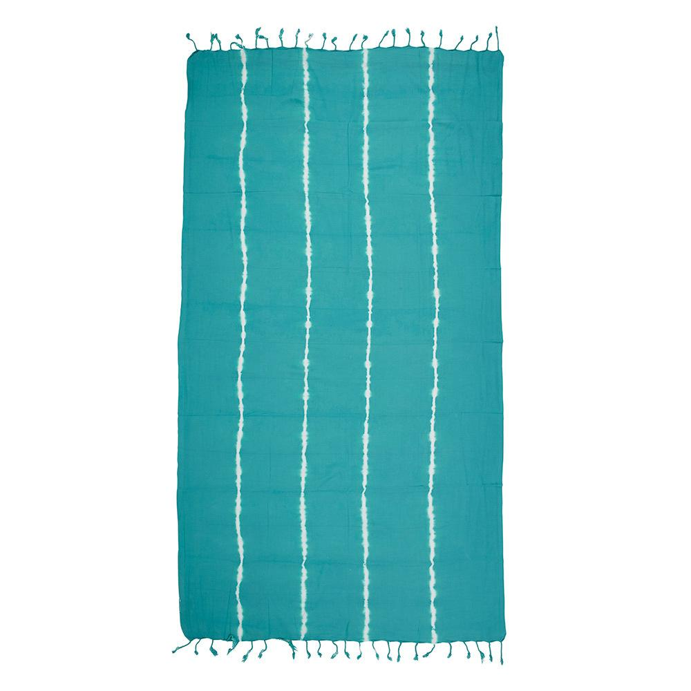 SALTWATER TOWEL - TURQUOISE