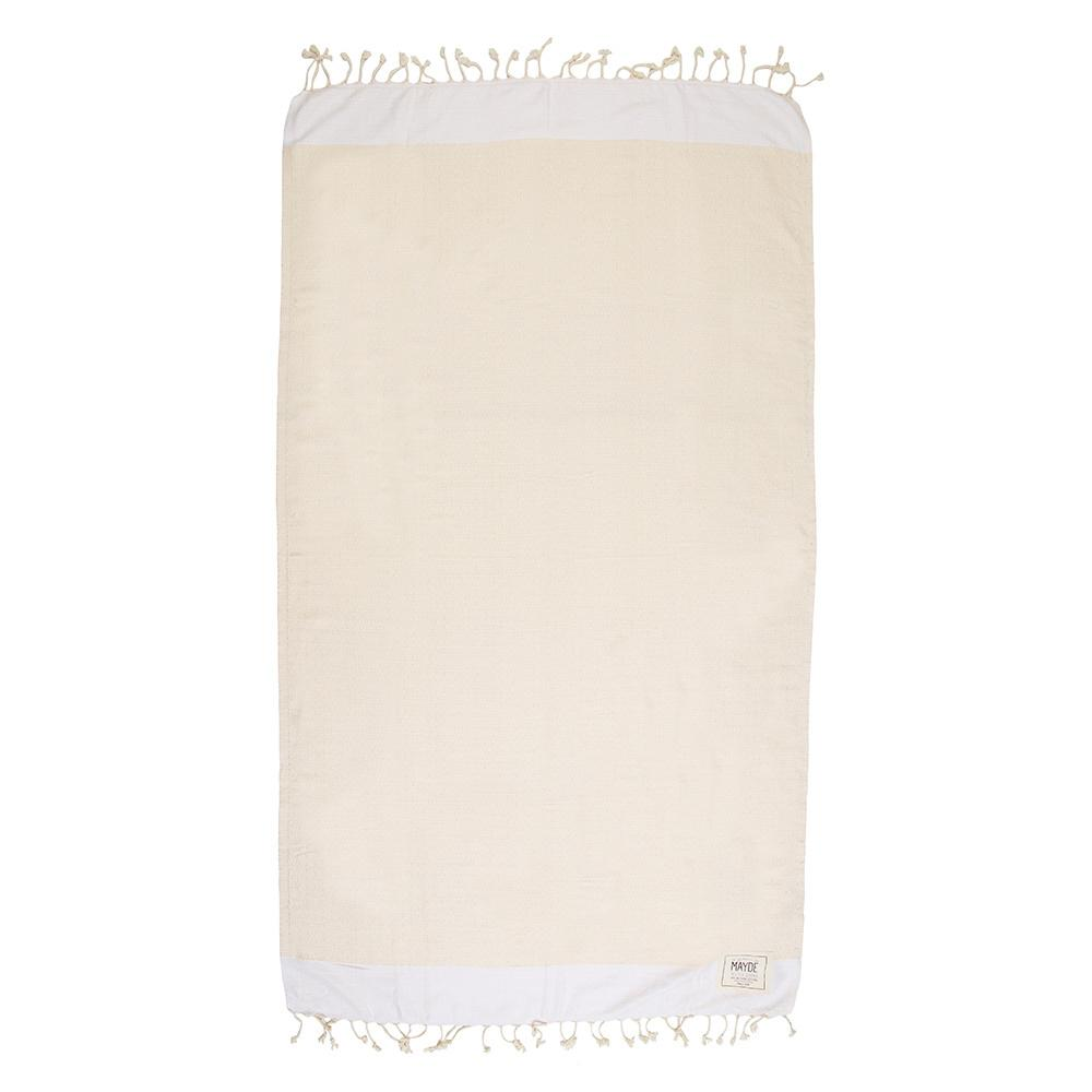TREACHERY TOWEL - WHITE