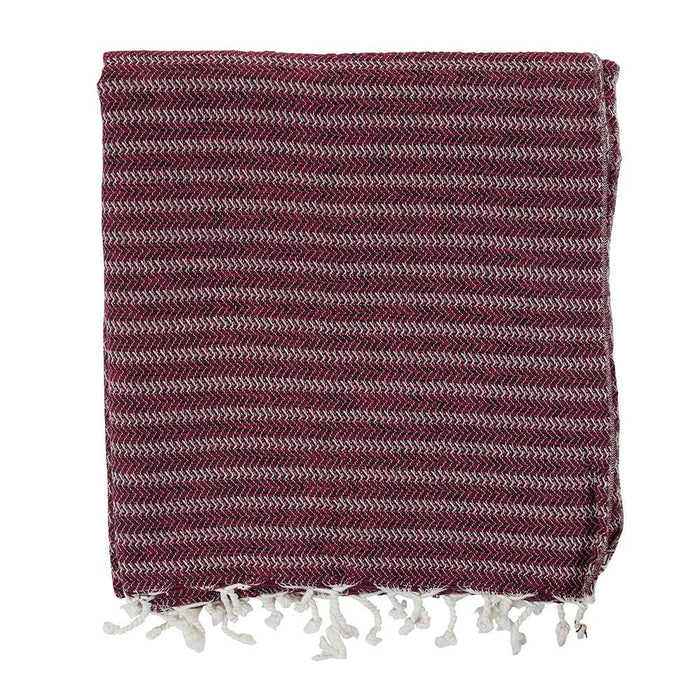 SANDBAR BEACH BLANKET - PLUM