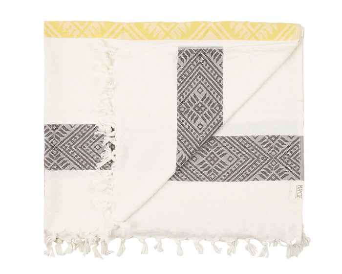 AVOCA TOWEL - FIRE