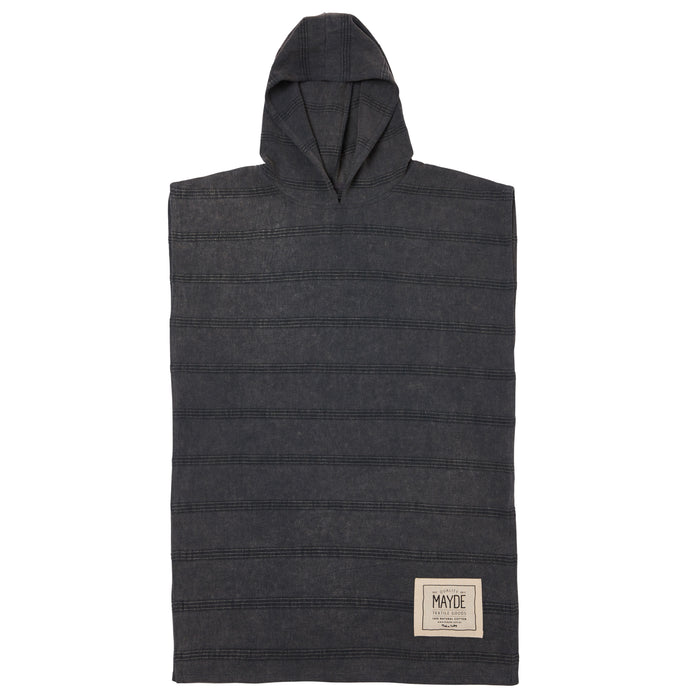 AVALON KIDS PONCHO - SMOKE