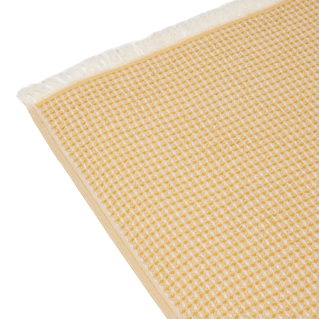 LENNOX TOWEL - HONEY / BEIGE