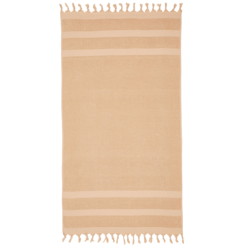 ANGOURIE TOWEL - CLAY