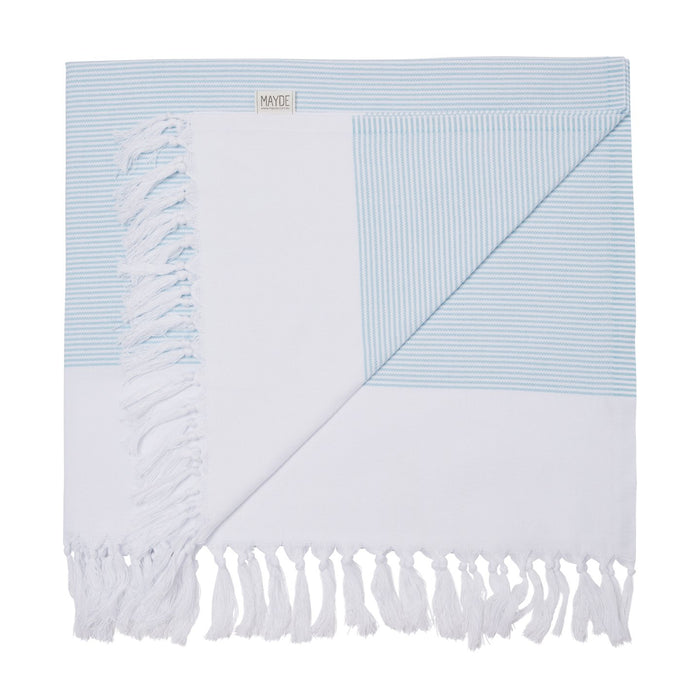 BYRON TOWEL - SKY BLUE