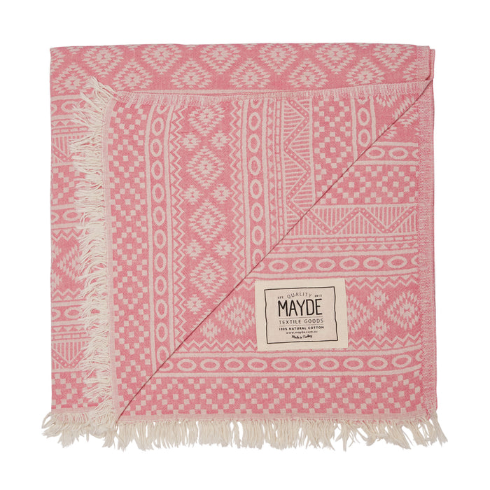 CABARITA TOWEL - BLUSH