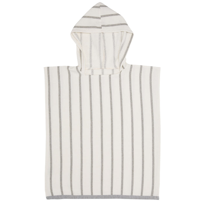 TOTS PEBBLY PONCHO - CHARCOAL