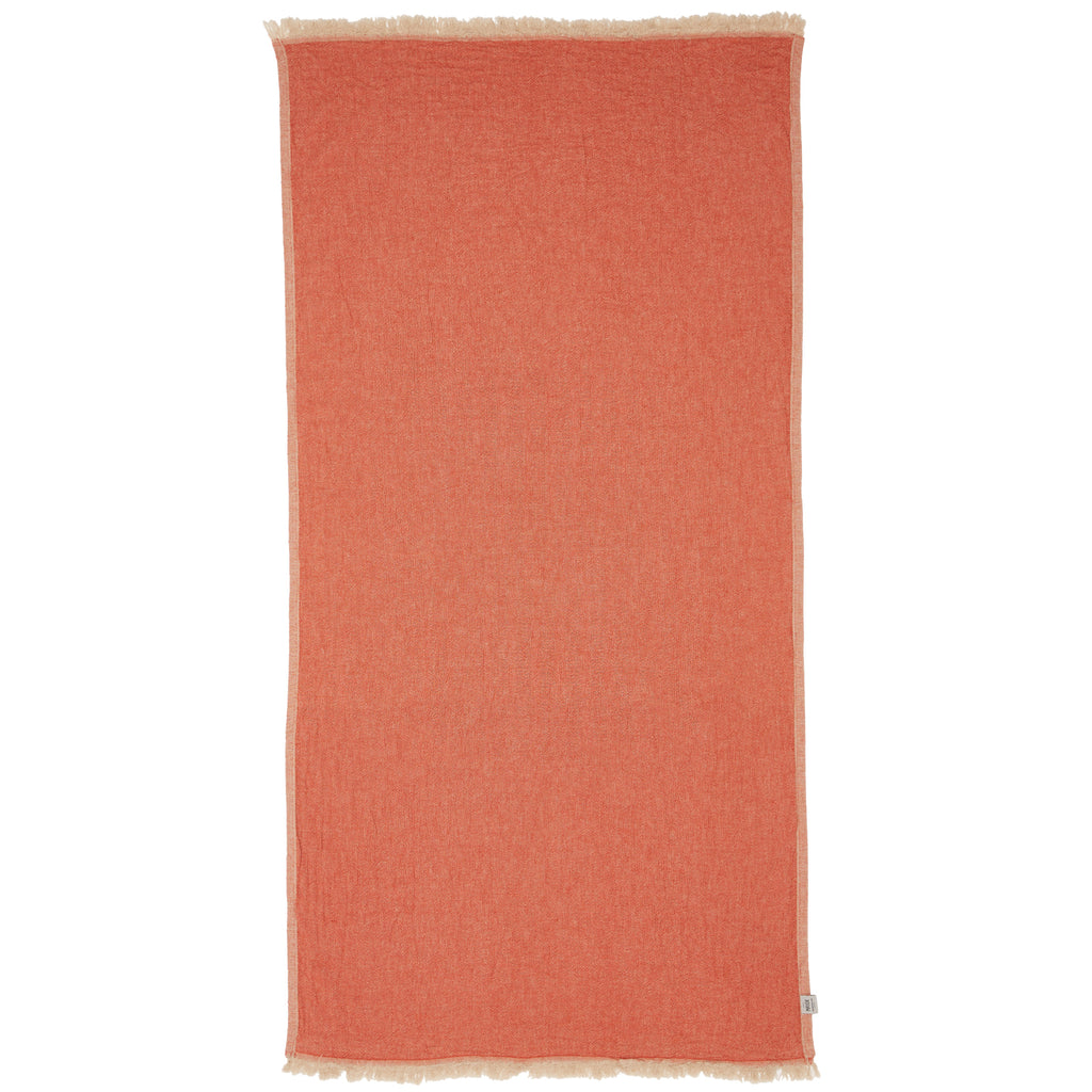VALLA TOWEL - CINNAMON