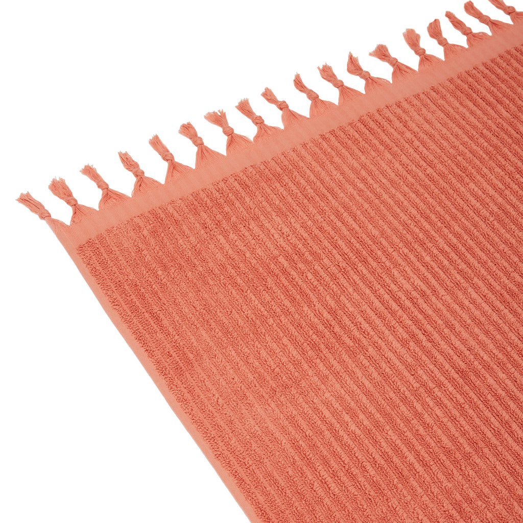BAYVIEW TOWEL - CORAL