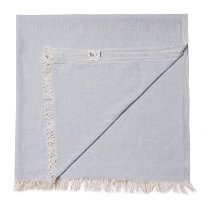 NOOSA PLAIN TOWEL - ICE BLUE