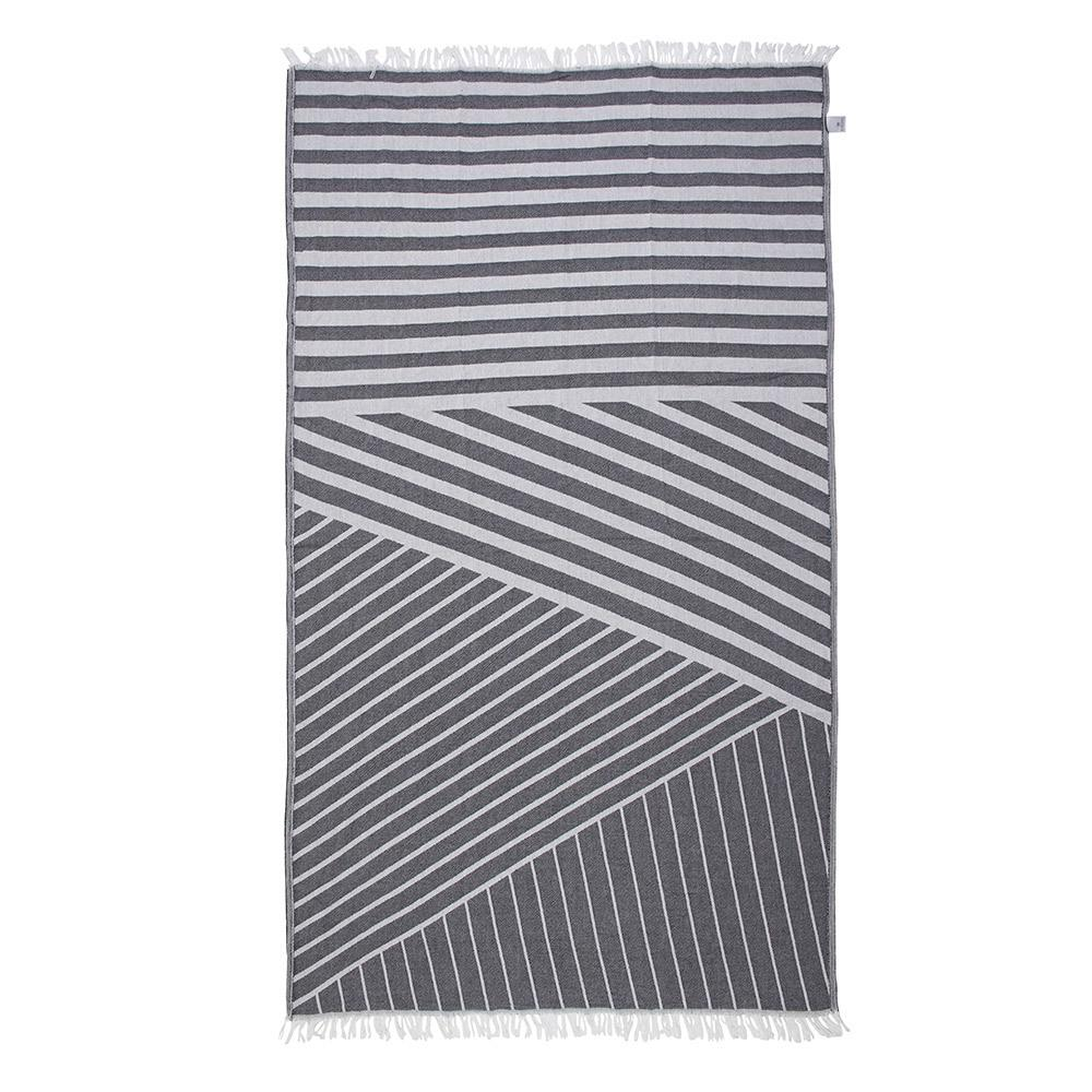 TOORAK TOWEL - BLACK