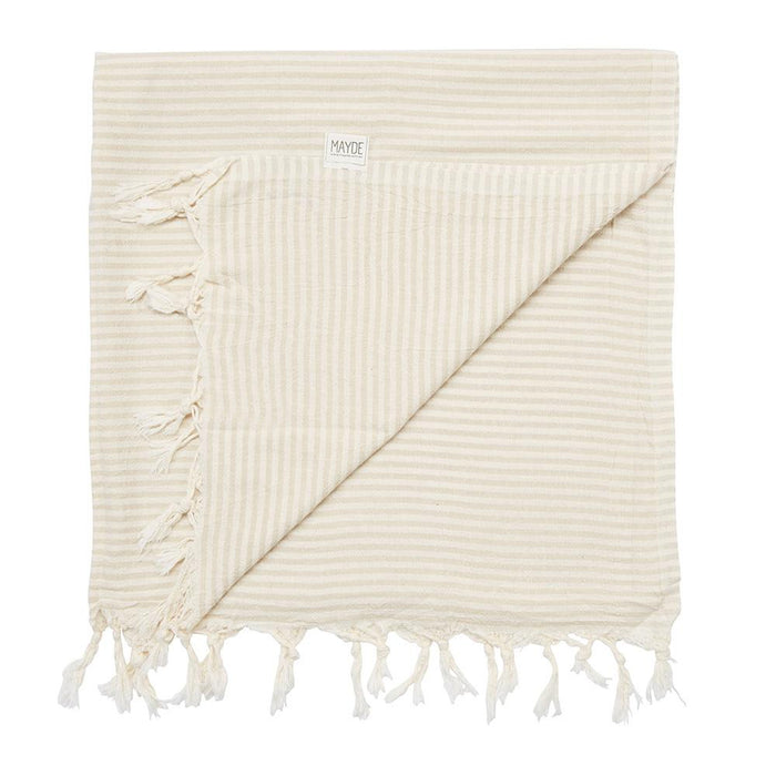 NOOSA TURKISH TOWEL - BEIGE