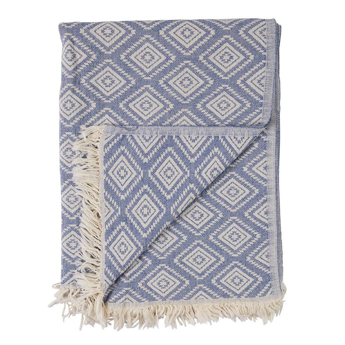 VAUCLUSE THROW - DENIM