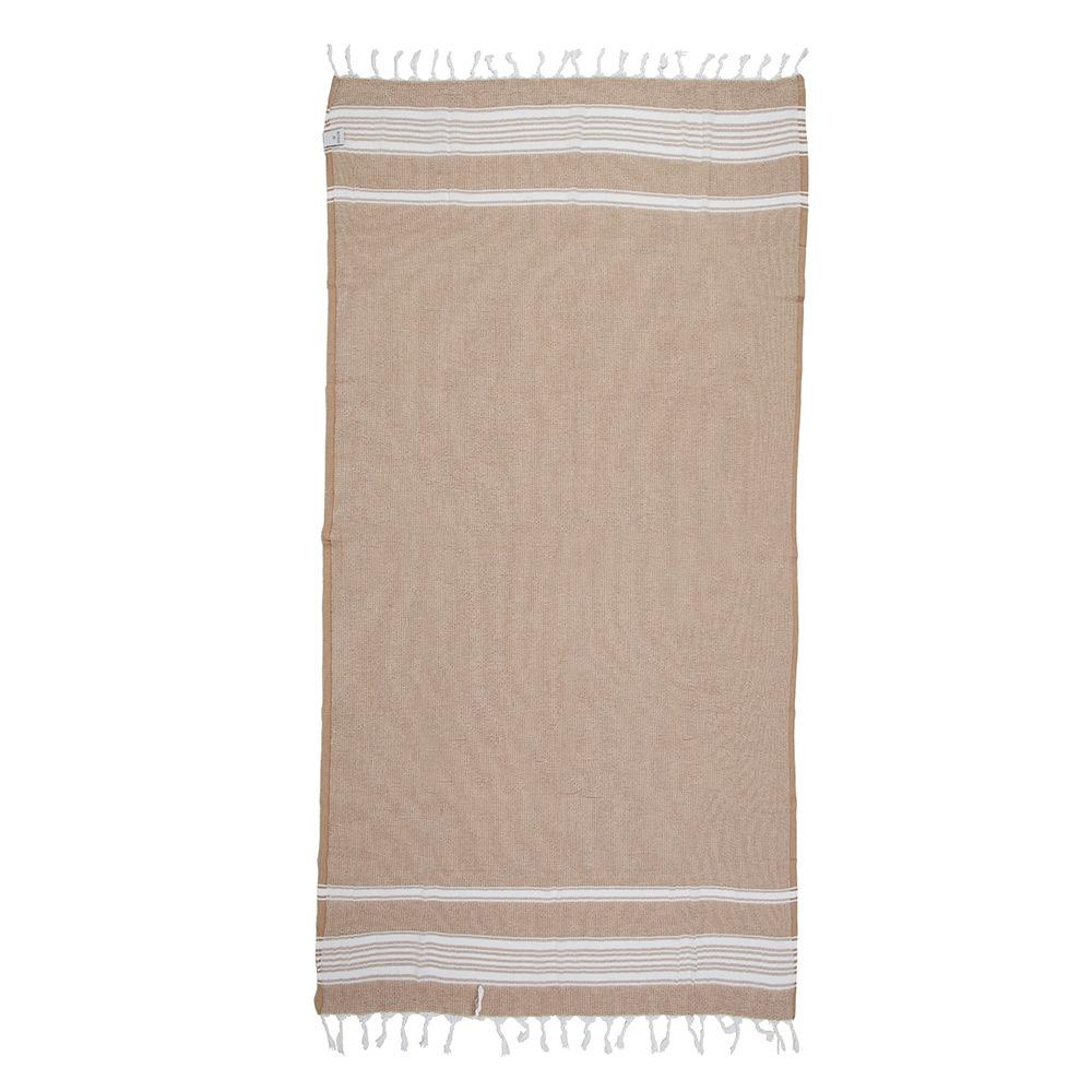 BALMORAL TOWEL - NEUTRAL