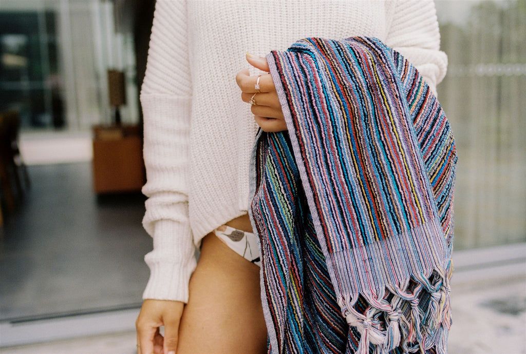 ROCKY CAPE TOWEL - MULTI