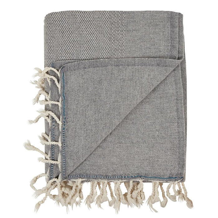 KIRRIBILLI THROW - GREY