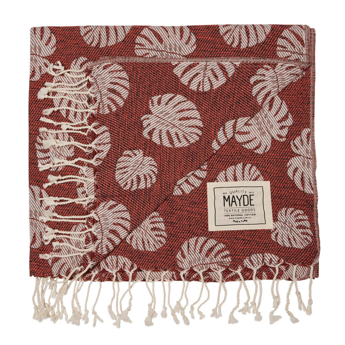 SEACLIFF TOWEL - ROSE