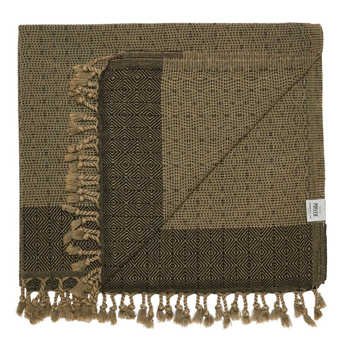 TREACHERY TOWEL - OLIVE