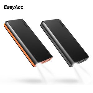 26000mAh Powerbank Fast Charging With Flashlight