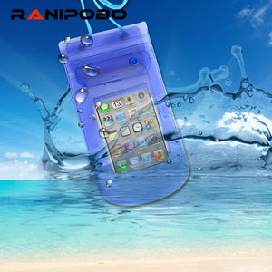 Waterproof Pouch For Cell Phones (Universal)
