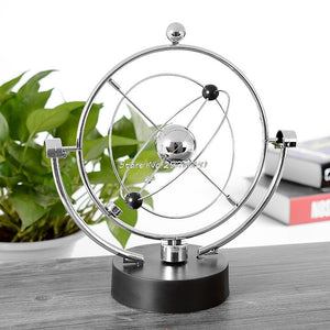 Orbital Revolving Perpetual Motion Desk Art