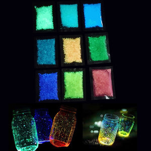 Sand Stones For Fish Tanks (Glow In Dark)