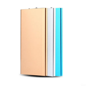 Dual USB Fast Charging Power Bank 20000mAh
