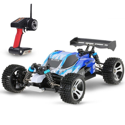 RC Car 1:18 Scale 2.4G 4WD RTR Off-Road